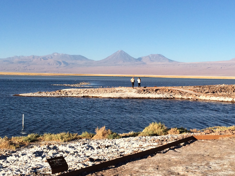 Laguna Tebinquinche (Foto: Sandra Scigliano)