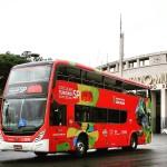 """Ônibus """"Hop on – Hop off"""" chega a São Paulo"""