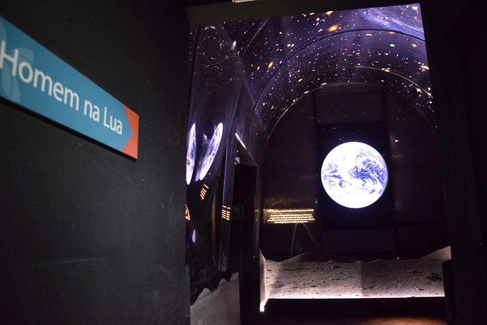 Entrada da área do Universo. Foto: Viagem em Detalhes