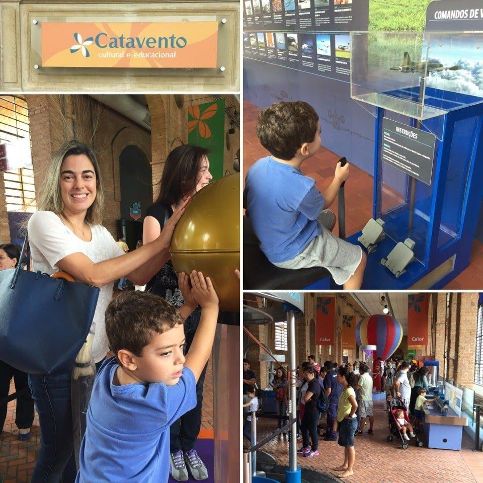 Conheça tudo sobre o Museu Catavento, um ótimo passeio para fazer com crianças em São Paulo, nesse post!