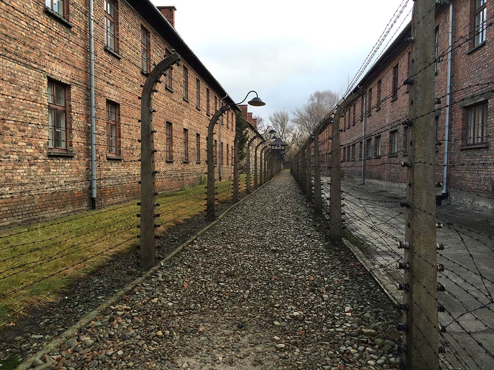 Descubra como é visitar os campos de concentração na Cracóvia no post.