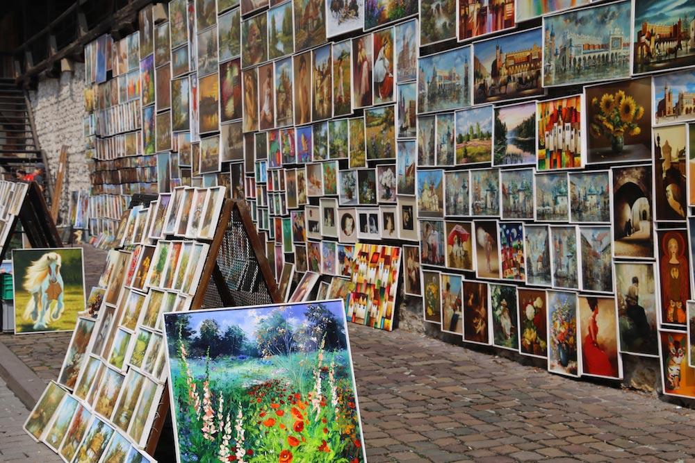 Veja mais sobre o centro da Cracóvia nesse post!