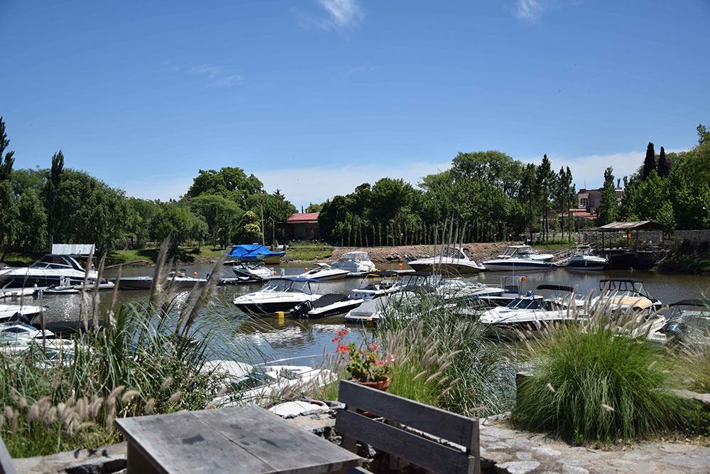 O Porto Camacho fica pertinho do Hyatt Carmelo, hotel fabuloso na região vinícola do Uruguai! Leia a resenha completa no post!