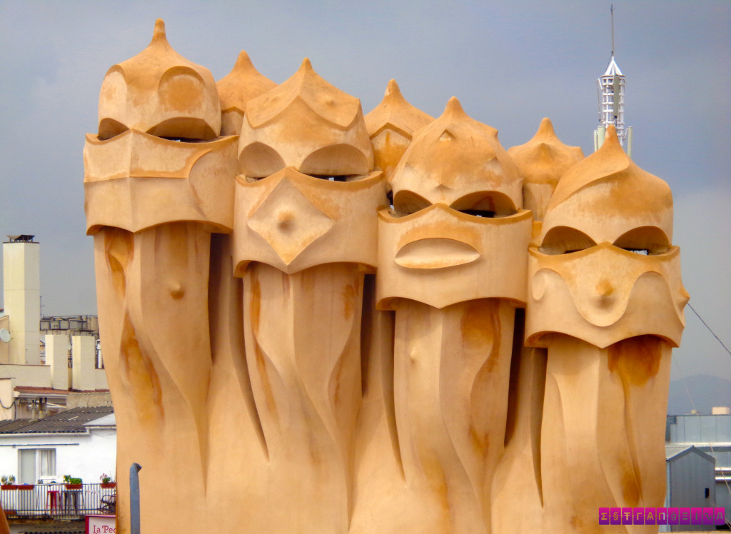 Atrações imperdíveis em Barcelona!