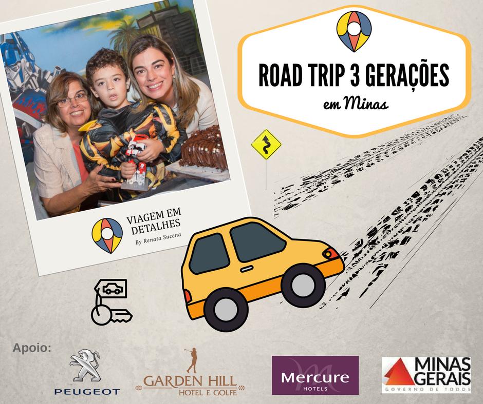 Road Trip em Minas