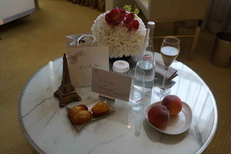 Hotel Palace Paris
