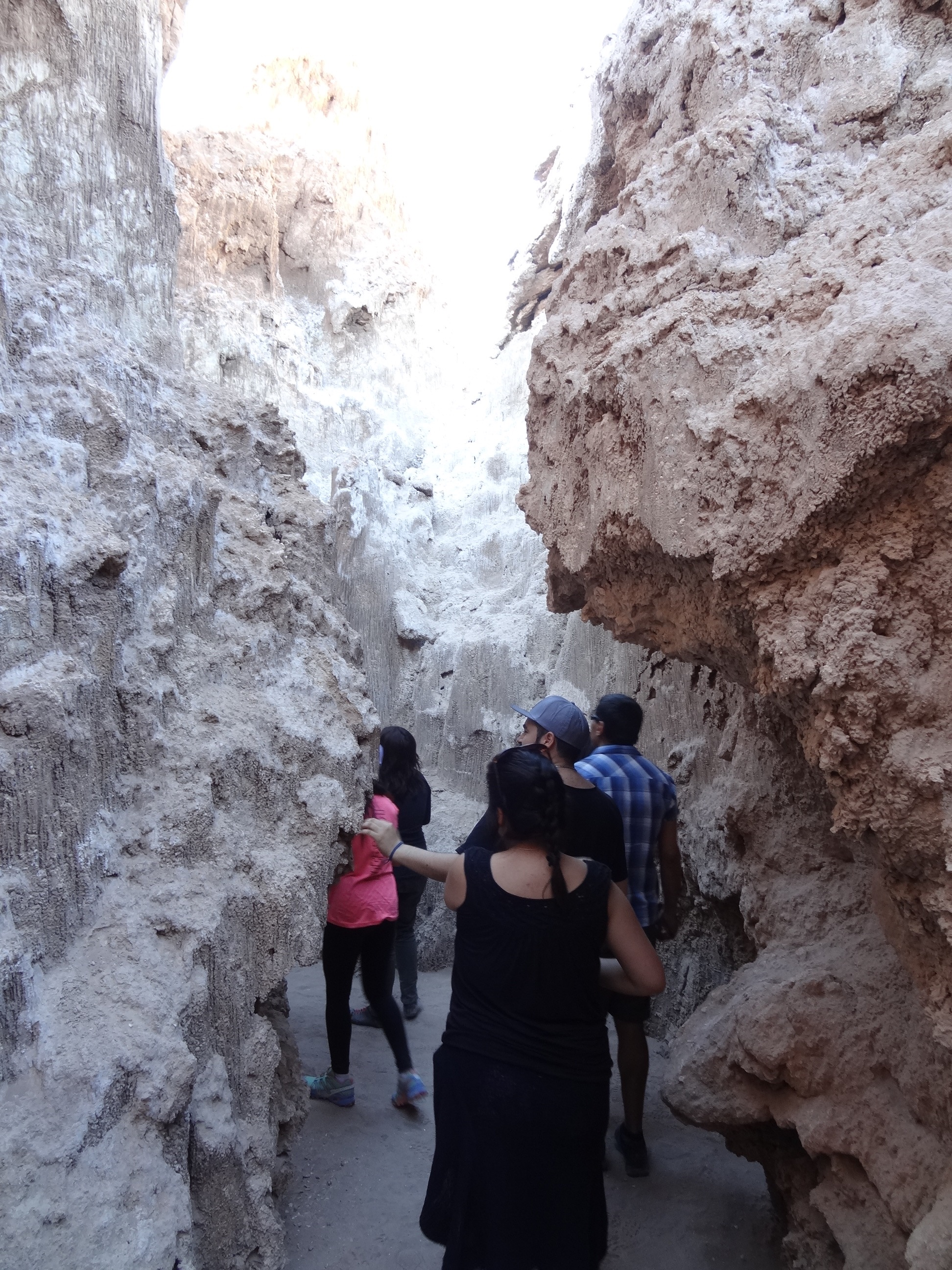 Cuevas de Sal (Foto: Sandra Scigliano)