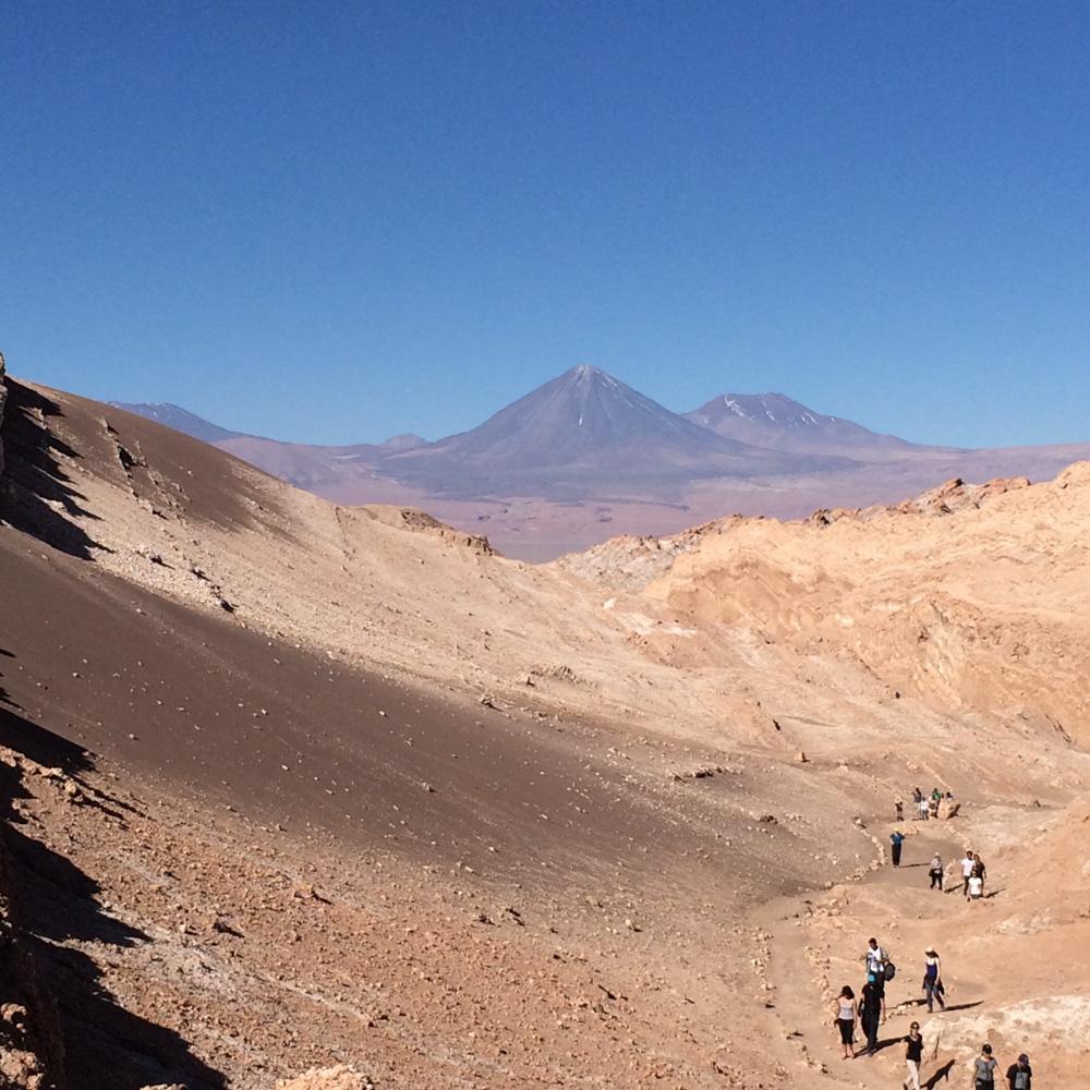 Valle de la Luna (Foto: Sandra Scigliano)