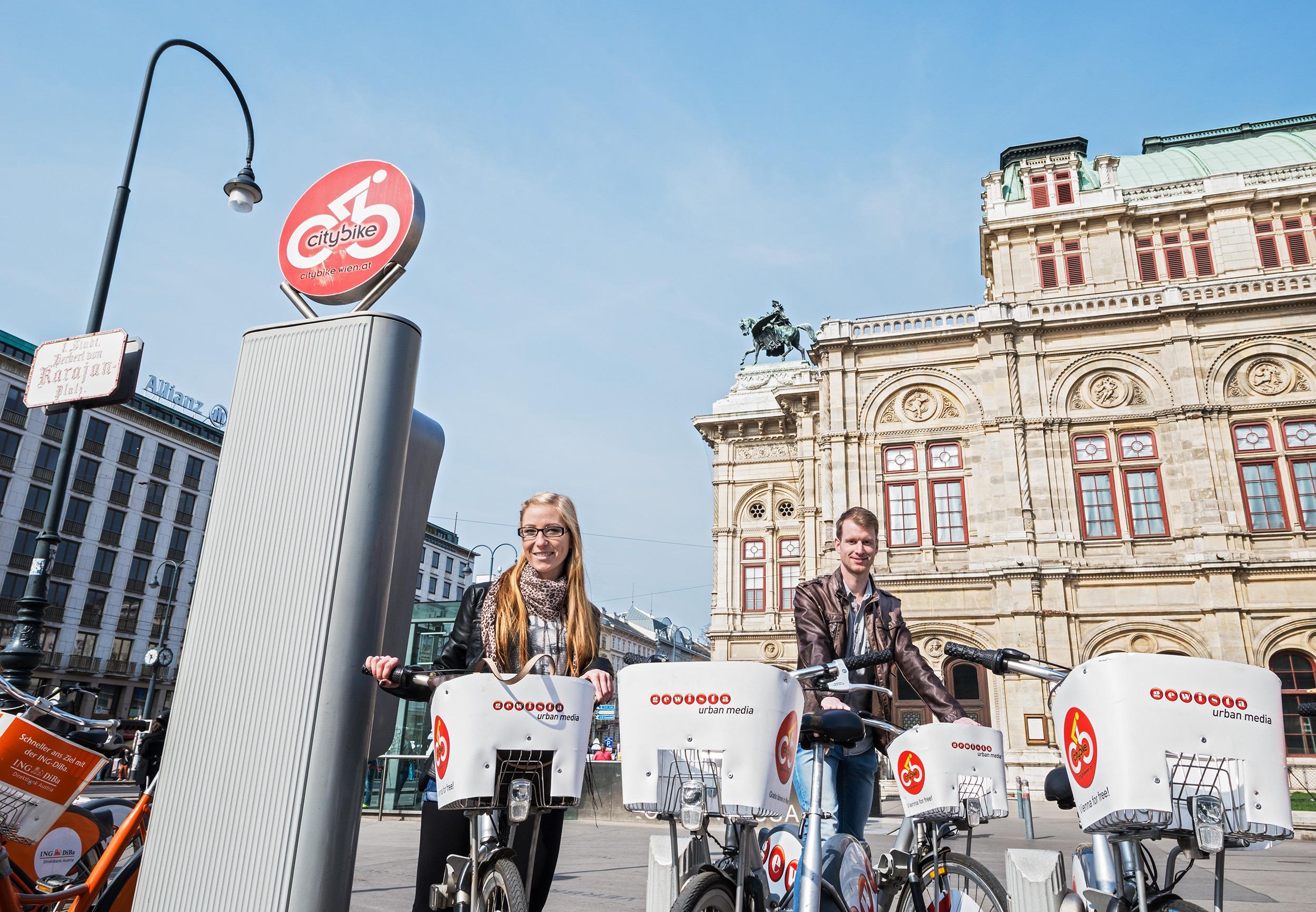 Citybike Wien (Foto: Divulgação)