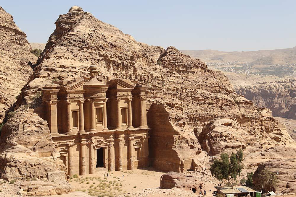 Veja 10 dicas para conhecer as ruínas de Petra nesse post!