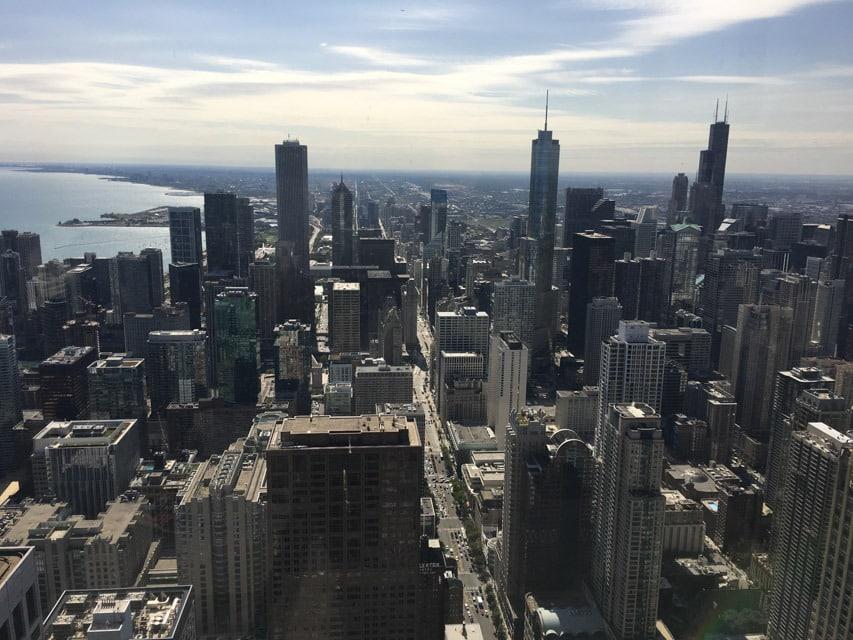 Roteiro em Chicago