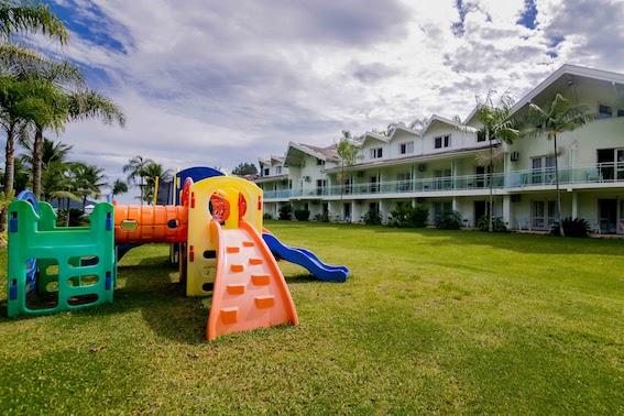 Juquehy Beach Hotel praia crianças