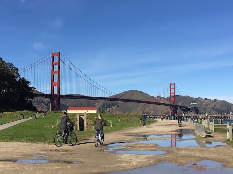 Golden Gate Melhores dicas de são Francisco