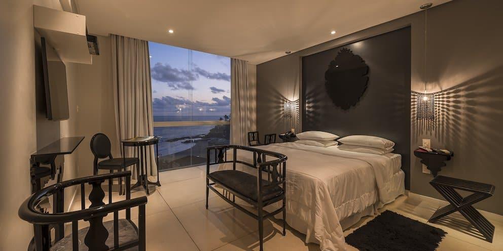 hotéis para casais Sank by toque