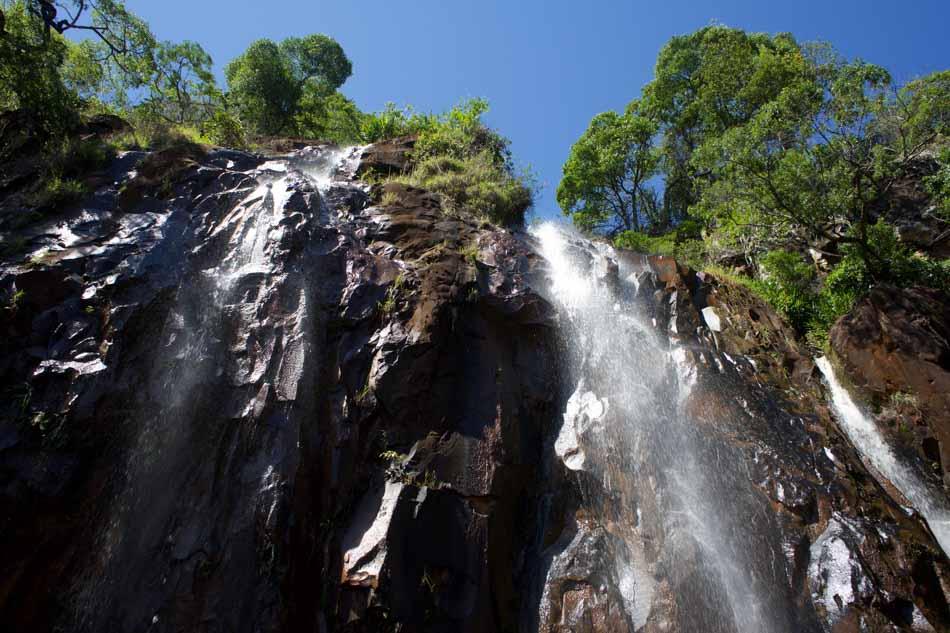 Brotas, recanto das cachoeiras