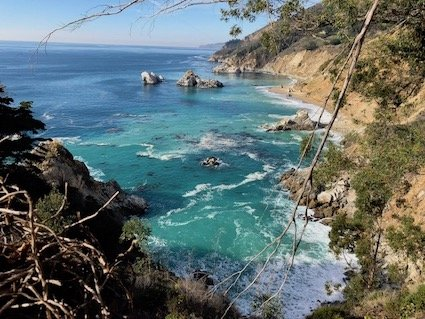 Califórnia Big Sur