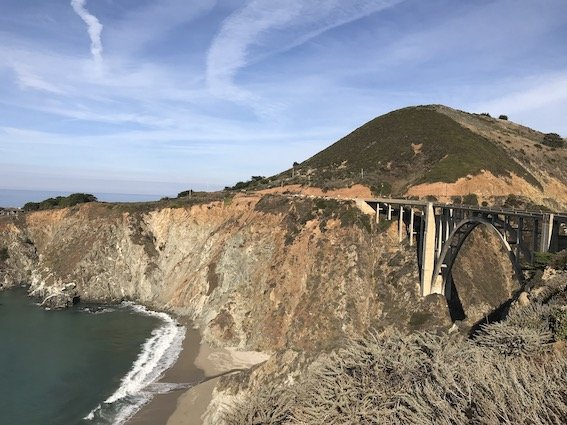 Califórnia Ponte