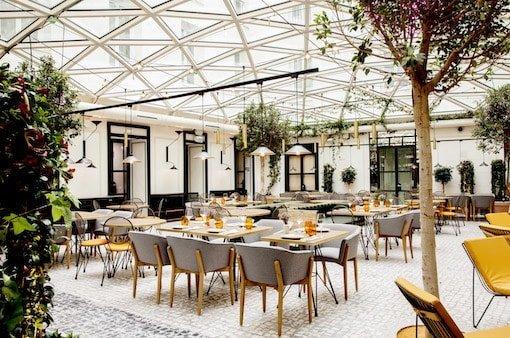 Pestana Madrid Restaurante