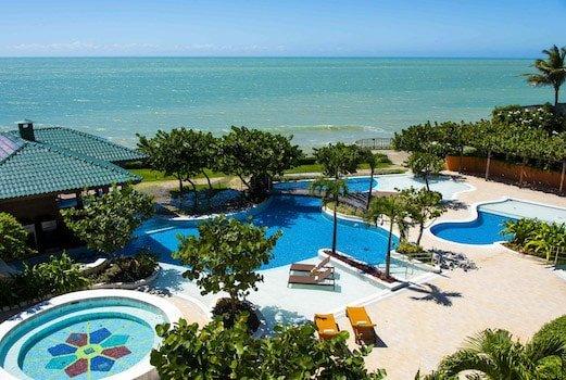 Resort em Natal piscina