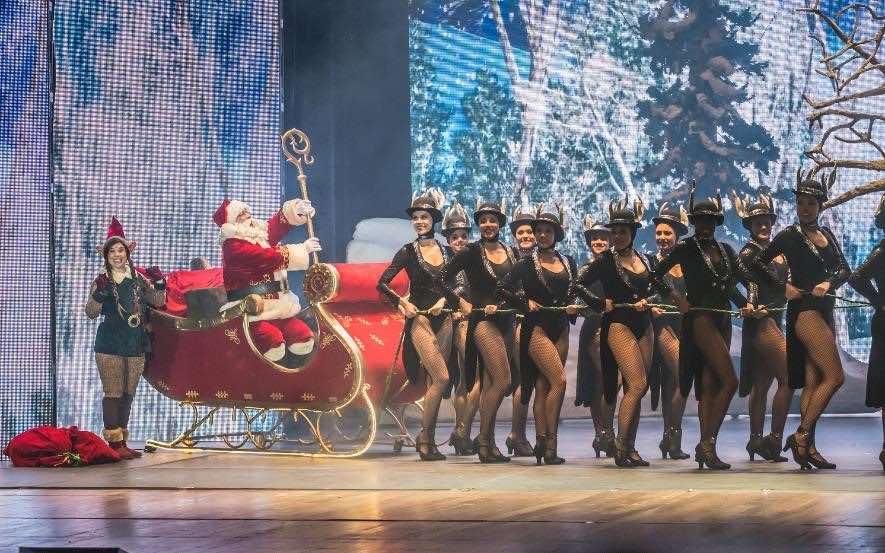 Agenda kids dezembro Natal mágico