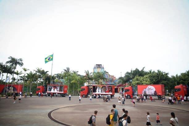 Caravana Coca-Cola