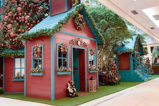 Natal shopping cidade jardim